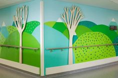 Since 2012, Vital Arts has been working with artists and designers to make the Royal London Children's Hospital feel more welcoming for young visitors. The building's transformation is now complete, with new works by illustrator Chris Haughton, textiles designer Donna Wilson and toy designers Miller Goodman.