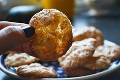 Kasza Prodżekt: Migdałowe chrupki (croquants aux amandes)