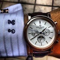 Patek Philippe Gentleman's Essentials