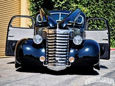 1939 Gmc Truck Grille