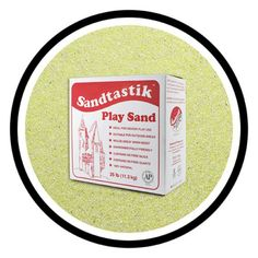 Sandtastik Colored Play Sand-25 lbs.