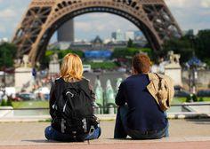 www.delunademiel.es Al Norte, Paris la ciudad del amor.