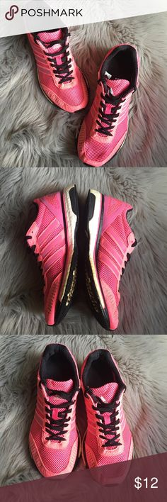 🌷Adidas Boost Shoes🌷 In good condition with no flaws Adidas boost shoes. They are a bit worn but you can still get many uses out of them. adidas Shoes Sneakers