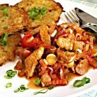 Recept : Katův šleh | ReceptyOnLine.cz - kuchařka, recepty a inspirace Chicken, Meat, Cooking, Cubs, Kai