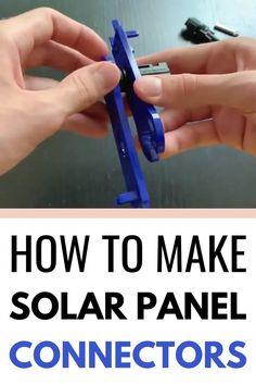 Off Grid Solar Power, Portable Solar Power, Solar Power System, Alternative Power Sources, Alternative Energy, Solar Panel Battery, Solar Panels, Solar Energy Projects, Diy Generator