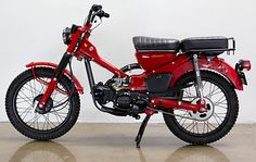 Honda CT-90 by LossaEngineering - Lsr Bikes