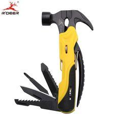 Đa Tool Outdoor Survival Knife 7 trong $number 1 Pocket Multi chức năng công cụ Set Mini foldaway plers Knife Screwdriver