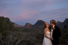 Seven Canyons Elopement Wedding by Cameron & Kelly Arizona Photographers