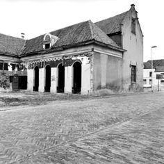 De Fermerie Deventer 1979 Muggeplein Deventer