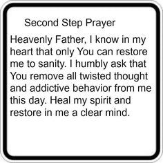 Acceptance prayer aa 12 step recovery gifts projects to try 2nd step prayer fandeluxe Image collections