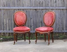 Upholstered Seating - My Dust ~ Inventory - RENT MY DUST Vintage Rentals