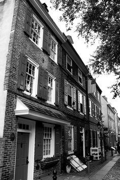 Elfreth's Alley- Philadelphia