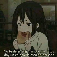 Funny Spanish Memes, Funny Memes, Dark Tumblr, Otaku Meme, Bts Chibi, Anime Life, Anime Scenery, Anime Art Girl, Animes Wallpapers