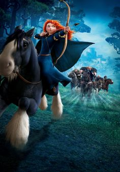 Brave Movie merida  | Brave and Merida images - Brave Photo (30699508) - Fanpop fanclubs