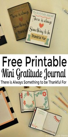 Practice gratitude with this free printable journal Gratitude Challenge, Gratitude Book, Practice Gratitude, Attitude Of Gratitude, Gratitude Journals, Gratitude Ideas, Writing Journals, Deep Relationship Quotes, Activity Day Girls
