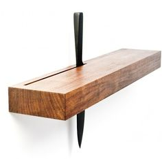 On Our Table Wall Mounted Knife Block | Remodelista