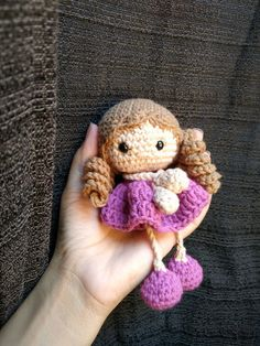 Produto todo feito a mão com linha 100% algodao Crochet Toys Patterns, Amigurumi Patterns, Amigurumi Doll, Easy Crochet, Knit Crochet, Crochet Hats, Knitting Projects, Crochet Projects, Crochet Christmas Decorations