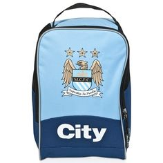 n/a Manchester City Core Shoebag SN8214-4-MCI Manchester City Core Shoebag Country of Origin: China Material/Composition: 100% Polyester Care Instructions: Hand Wash Only Product Dimensions: 36 x 21 x 14cmPersonalise this product!Make this bag yo http://www.MightGet.com/february-2017-2/n-a-manchester-city-core-shoebag-sn8214-4-mci.asp