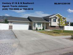 Residential Listing. 4 Bed, 2 Bath. 984 Meadowbrook Drive Logan. $179,500. MLS#1238156. Century 21 N&N Realtors®. (435) 752-500 or 760-0818. Agent: Travis Johnson. c21nn.com