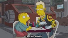 """30 Times Ralph Wiggum Charmed Us With His Innocent Stupidity - Funny memes that """"GET IT"""" and want you to too. Get the latest funniest memes and keep up what is going on in the meme-o-sphere. Adult Animated Shows, Simpsons Characters, Fictional Characters, Simpsons Quotes, Simpsons Funny, Ralph Wiggum, Funny Memes, Jokes, The Simpsons"""
