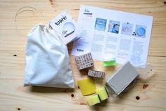 DIY-pakket van TODIY! ELLA klei & stempels