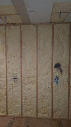 Unique Foam Basement Walls