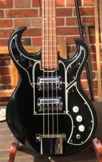 Ibanez Vintage Bass 5902 aus den 60ern in Niedersachsen - Osnabrück | Musikinstrumente und Zubehör gebraucht kaufen | eBay Kleinanzeigen