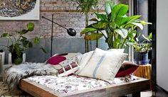 Inspiratieboost: bohemian slaapkamers