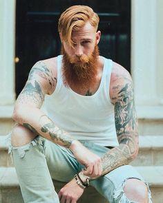 for-redheads — Gwilym Pugh by Jack Bridgeland