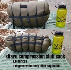 Kifaru Compression Stuff Sack