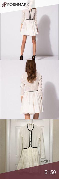 Maje dress In great condition. Size 1. Like us size XXS. Maje Dresses Mini