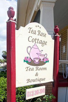 Cottage Rose Tea Room And Bistro