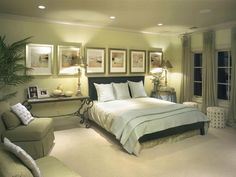 Lighting is a critical factor in staging your home- ambient, task, and accent lighting make a big difference!
