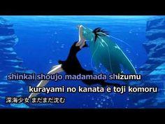 Hatsune Miku - Shinkai Shoujo off vocal