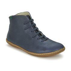 Bottines / Boots El Naturalista EL VIAJERO Bleu 350x350