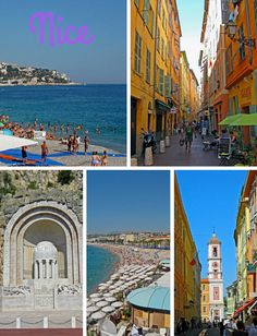 Nice - First Timers One Month Europe Itinerary - The Trusted Traveller - not a first timer but great budget here!