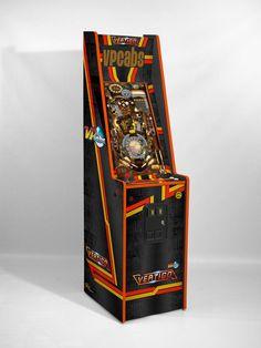 Vertigo Virtual Pinball/Arcade Cabinet 10