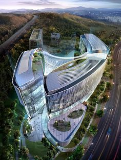 Pangyo Global R+D Center : DRDS