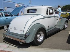 1934 Plymouth Coupe---Img_0902 by Lance & Cromwell, via Flickr