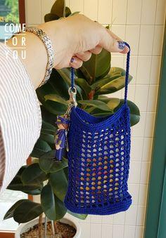 Diy Crochet And Knitting, Crochet Gifts, Crochet Top, Crochet Purses, Handmade Bags, Purses And Bags, Diy And Crafts, Crochet Earrings, Crochet Patterns