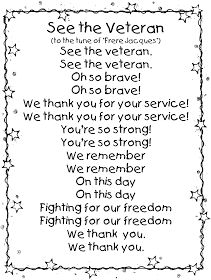 First Grade Wow: Veterans Day mini unit Patriotic Veterans Day Speeches, Veterans Day Quotes, Veterans Day Thank You, Veterans Day Activities, Holiday Activities, Literacy Activities, Therapy Activities, Therapy Ideas, Toddler Activities