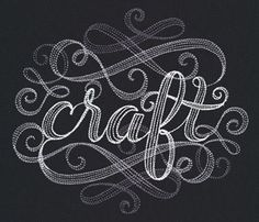 Free Embroidery Design:  Craft