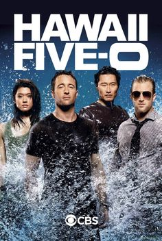 You gotta love that theme song! HAWAII FIVE-O...