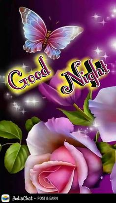 good night images with flowers Good Night Friends Images, Good Night Thoughts, New Good Night Images, Good Night Love Quotes, Good Night Prayer, Cute Good Night, Good Night Blessings, Good Night Messages, Good Night Sweet Dreams