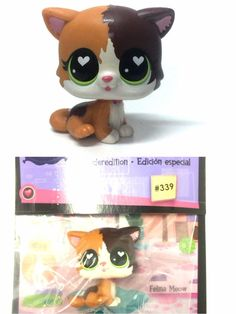 £3.79 GBP - Hasbro Littlest Pet Shop Felina Meow 339 Special Edition Lps Cat Animal Figure #ebay #Collectibles