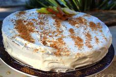 Apple Cinnamon Cake, Cinnamon Apples, Vanilla Cake, Tiramisu, Baking, Ethnic Recipes, Easy, Desserts, Food