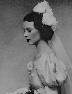 Vivien Leigh, and he