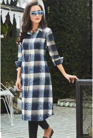 Wholesale Cotton Event Wear Designer Printed Full Length Kurtis Catalouge. This Is 08 Pcs Catalog.We assure you for best customer experience on your wholsale purchase. We are committed to send you best quality.The color visible in display picture is the closest view of the actual garment. However, slight color or shade variation can occur due to flash or lighting during photo shoot. All these kurtis are readymade available in various sizes