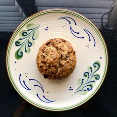 My 5-grain scone makes me happy. Does that make me easy to please?  #HappyFace #breakfast #nomnom #scone #wholegrain #organic #cleaneating #healthyeating #healthyliving #friday #drizzle #rain #sunshine #weather #winter #losangeles #southerncali #food #foodmood #yesplease #itswhatsforbreakfast #wholefoods #wholefoodsmarket #shermanoaks #easytoplease #prettymuch