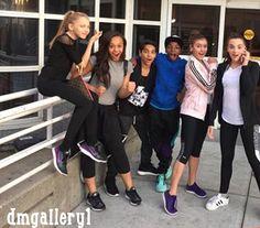 Kendall Vertes BTS of Dance Moms [FOLLOW: @dmgallery1]